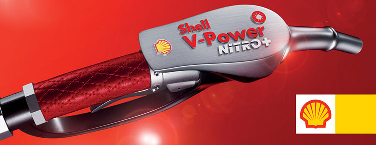 Shell Lappeentie Imatra V-Power