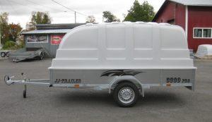 JJ-Trailer 3000 Pro 35 cm laidalla