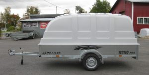JJ-Trailer 3300 Pro 35 cm laidalla